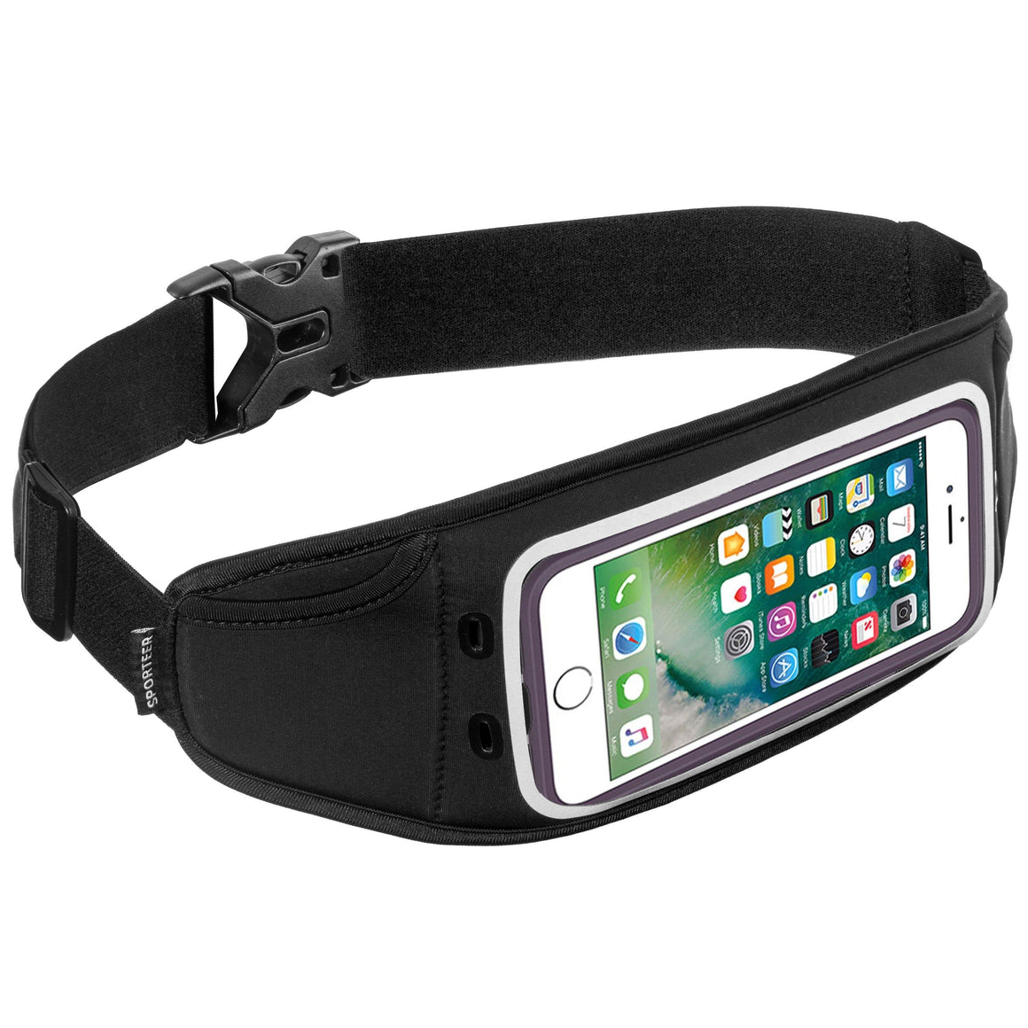Sporteer Zephyr runners waist pack for iphone SE