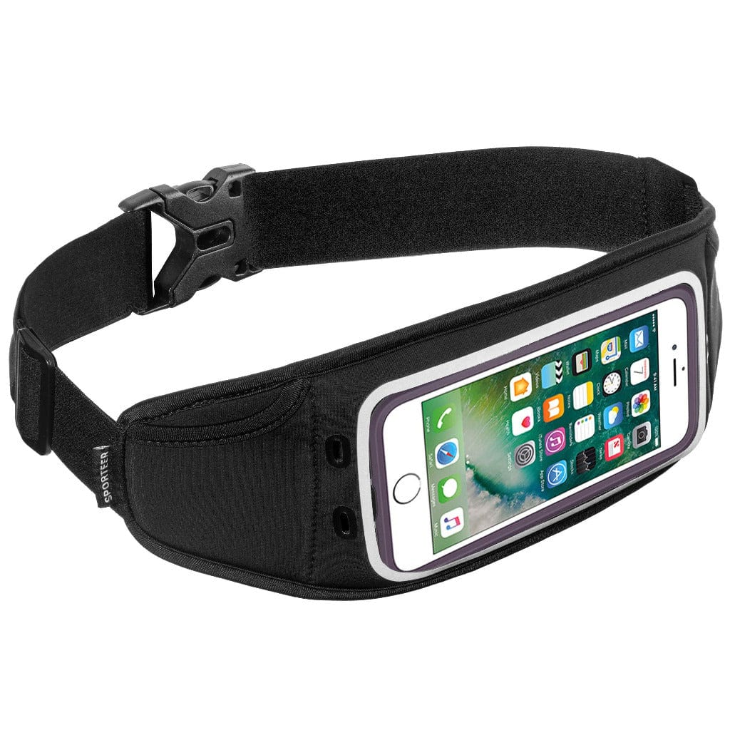 Sporteer Zephyr runners waist pack for iphone 8