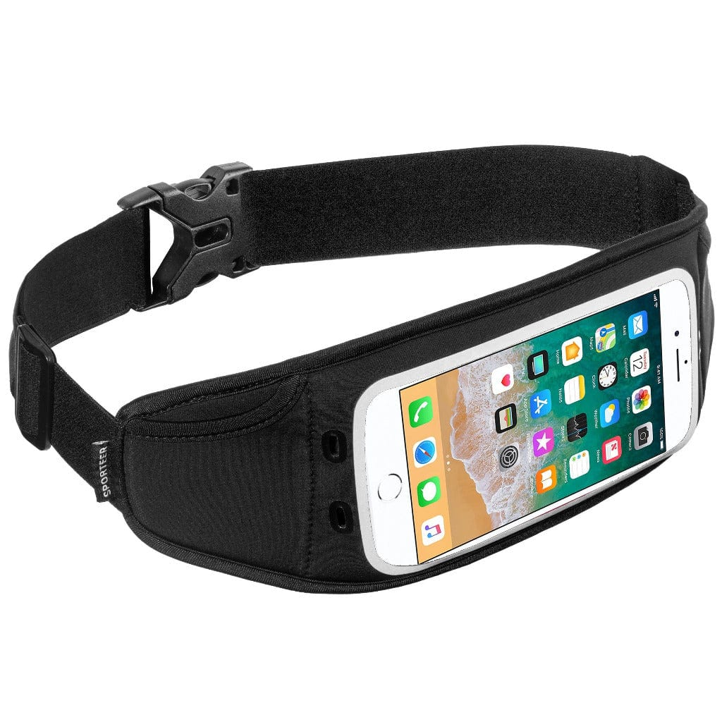 Sporteer Zephyr Runners Belt for iPhone 8 Plus