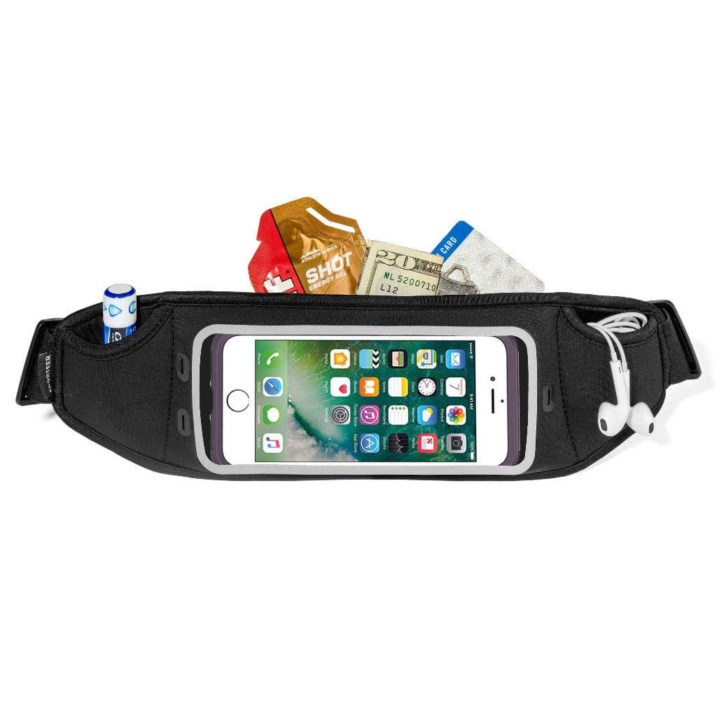Sporteer Zephyr fitness runners belt for iphone 8