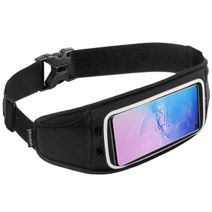 Thin and Lightweight Galaxy S10 Running  Belt