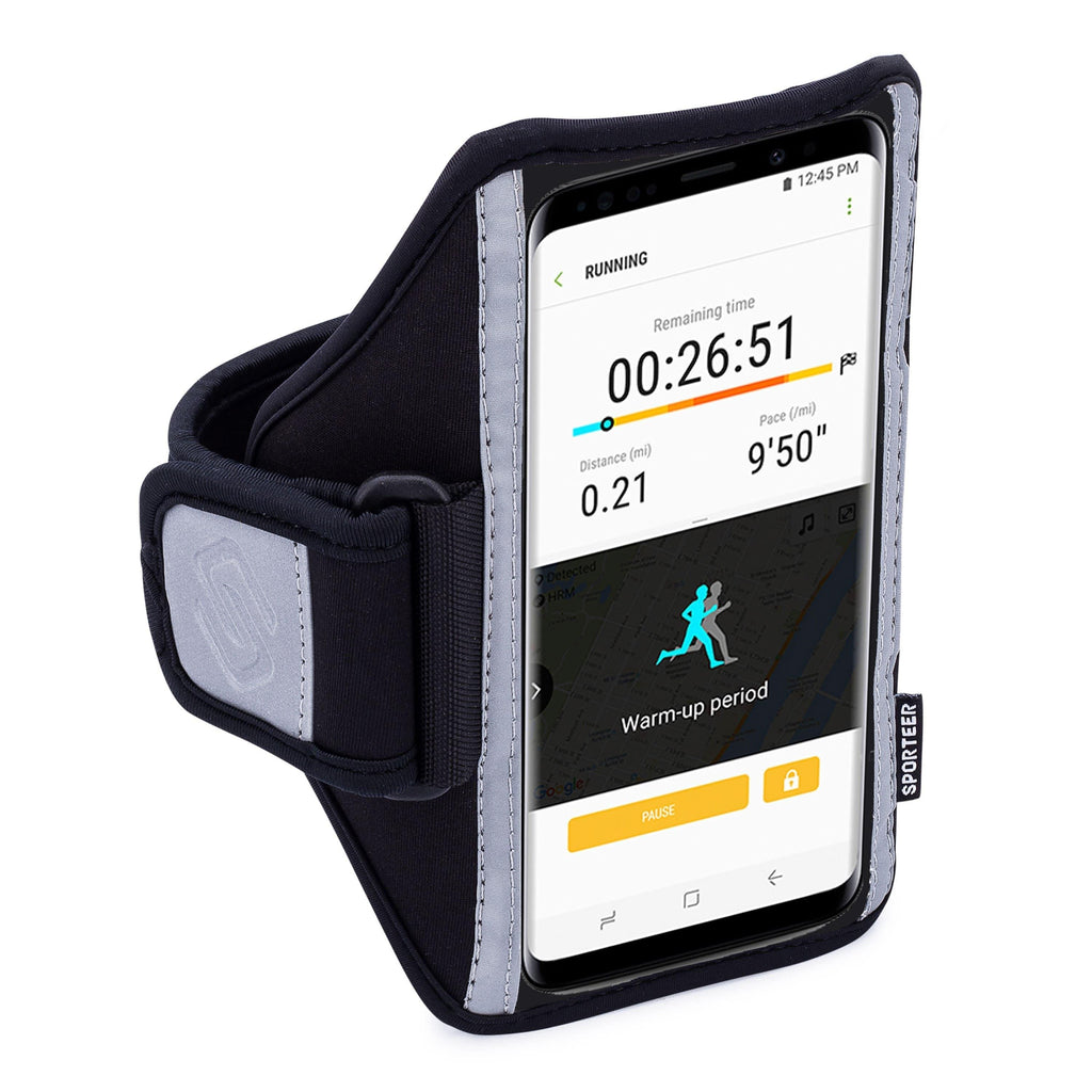 Sporteer Running Armband Case for Galaxy S10
