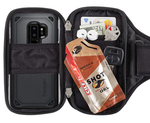 Samsung Galaxy S9 Plus Runner's Armband - Fits Cases