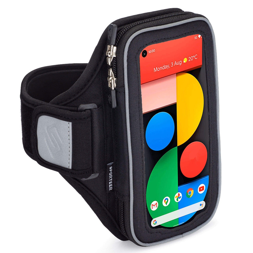 Sporteer Pixel 4a 5G Armband for Running