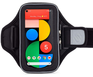 sporteer velocity armband case for pixel 5