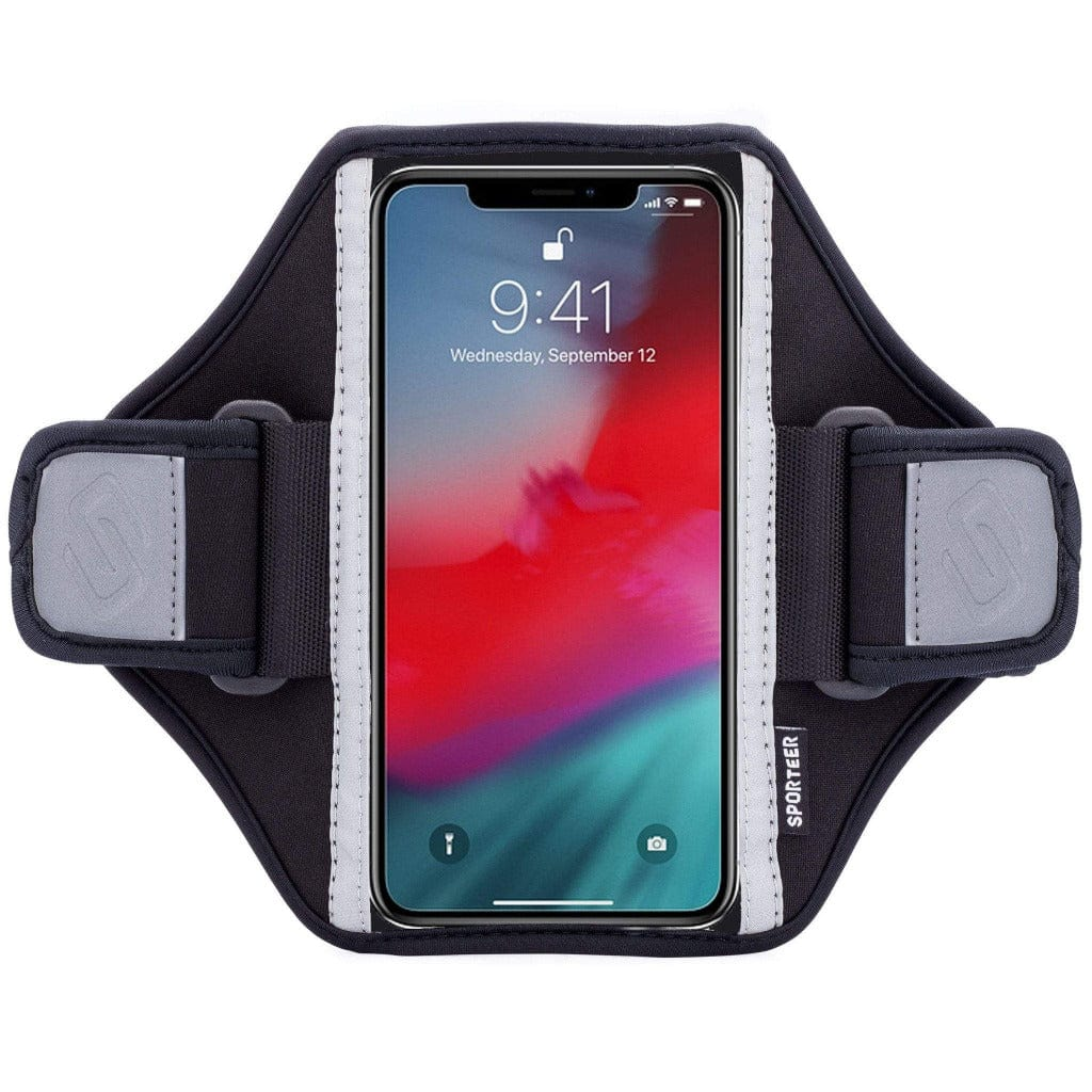 Sporteer Classic Running Armband for iPhone 12 Pro