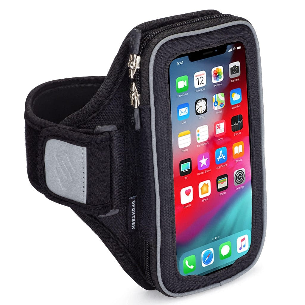 iPhone Xs Max Armband Case - Sporteer Velocity V8