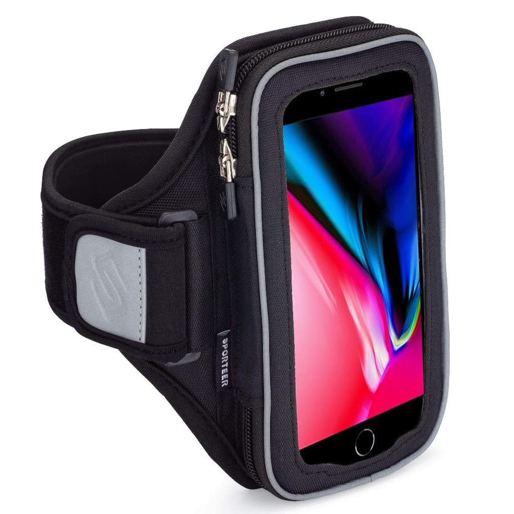 Sporteer Velocity iPhone 8 Plus Workout Armband