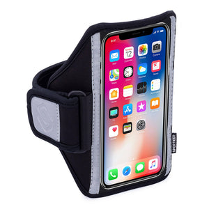Sporteer Classic Running Armband for iPhone Xs