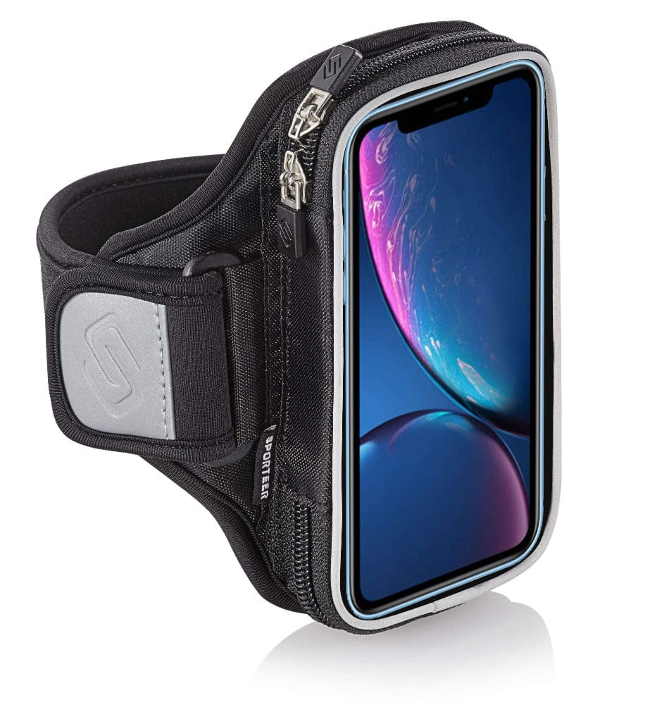 iPhone XR Running Armband - Sporteer Entropy