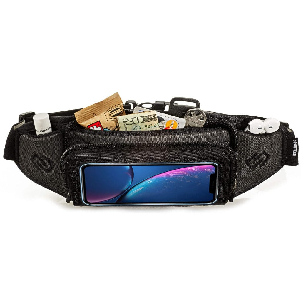 Sporteer iPhone XR Running Waist Pack