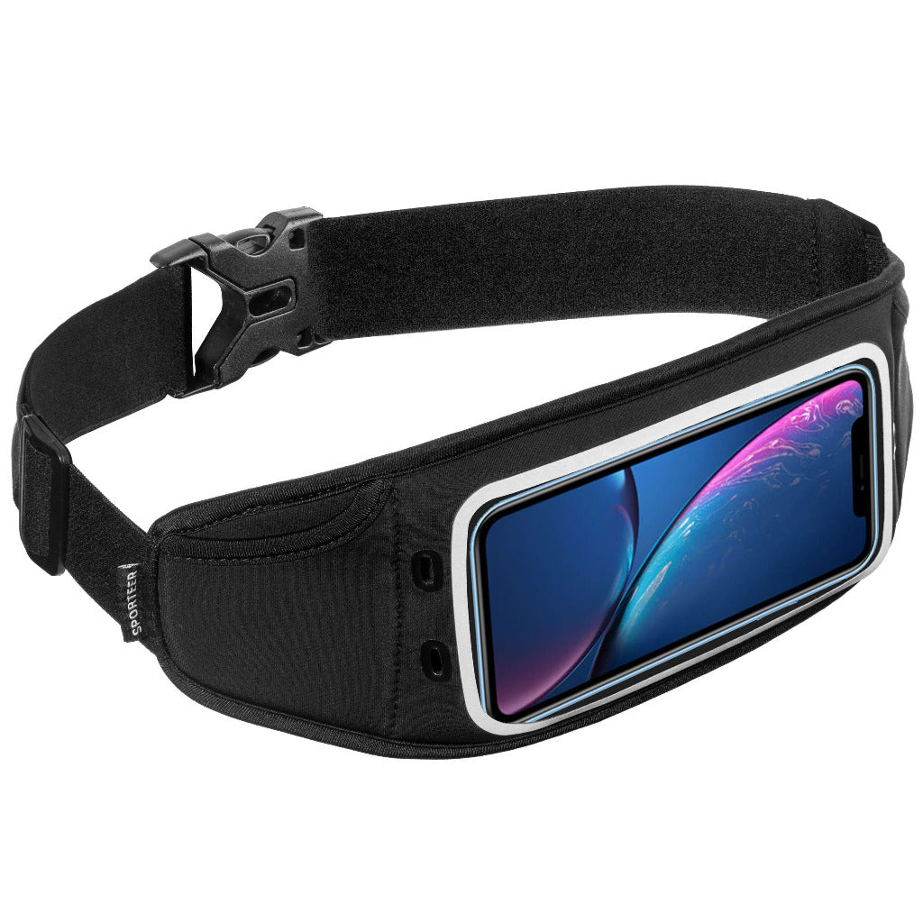 Sporteer Zephyr Running Belt for iPhone XR