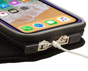 iPhone 11 Pro Armband Case with Zipper - Sporteer Entropy