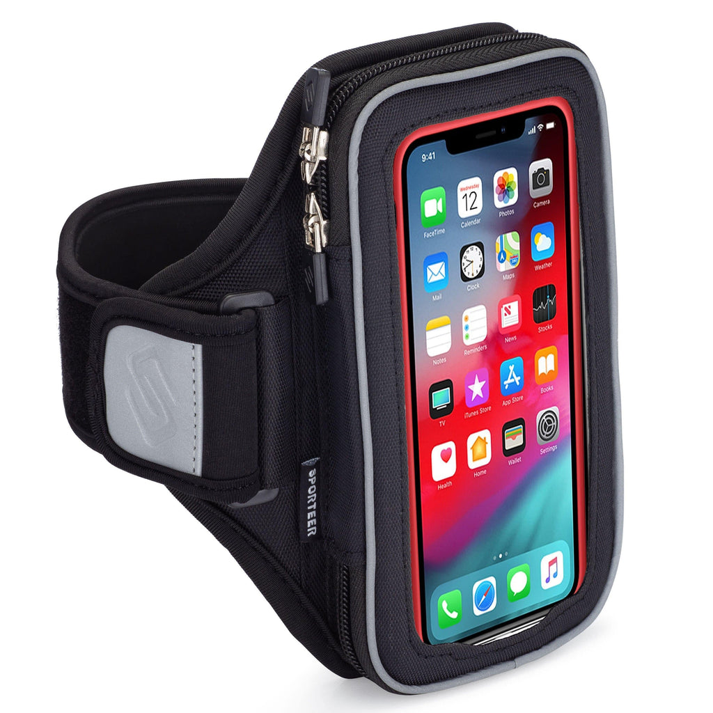 iPhone Xs Armband Case - Sporteer Velocity V6