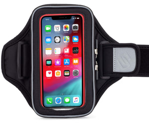 iPhone Xs Armband Running Case