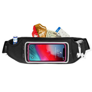 iPhone 11 Pro Sports Running Belt Case - Sporteer