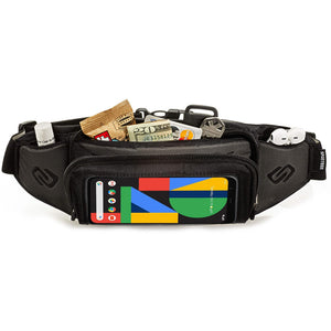 Piel 4 XL Running Waist Pack with Touchscreen