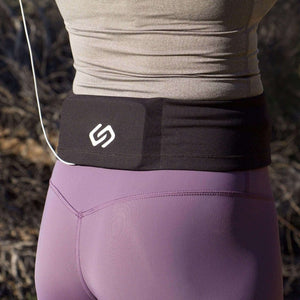 VersaSlim Low-Profile Running Belt and Waist Pack