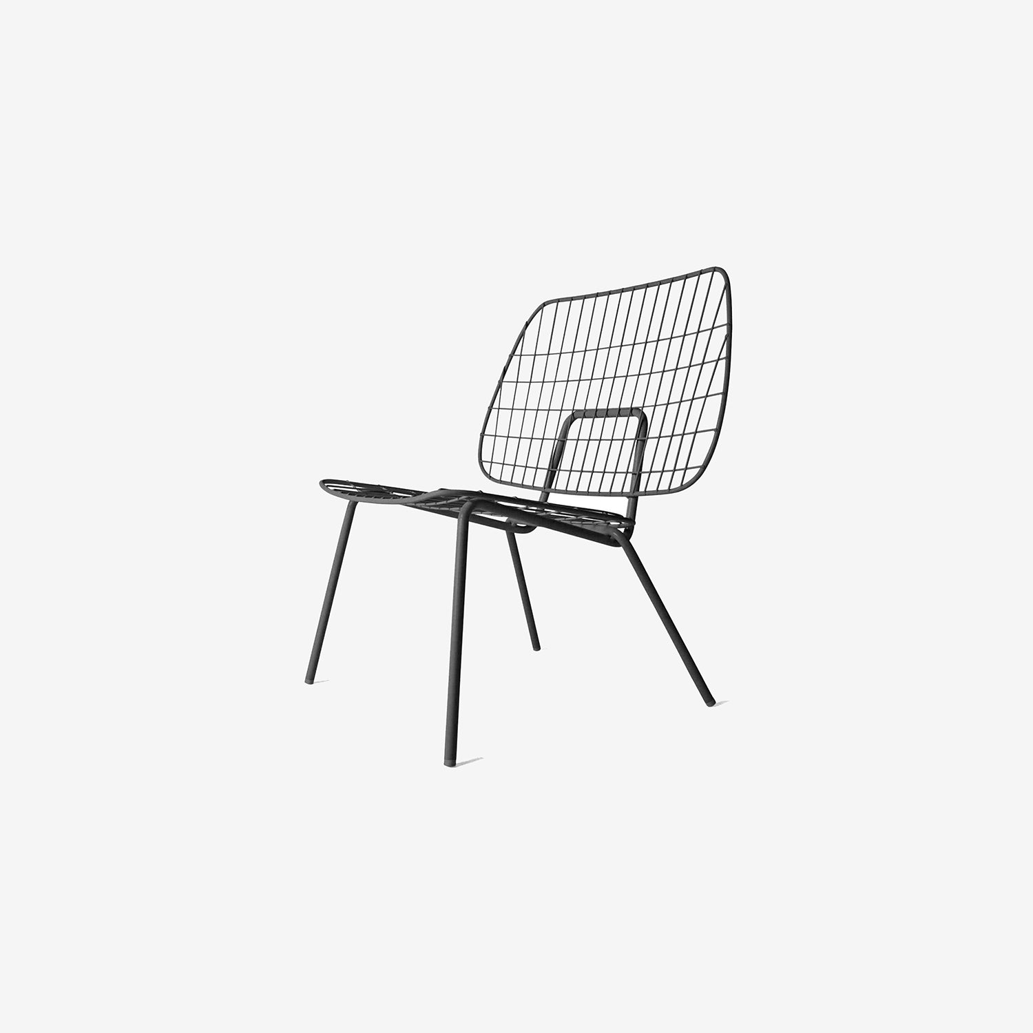 WM String Lounge Chair