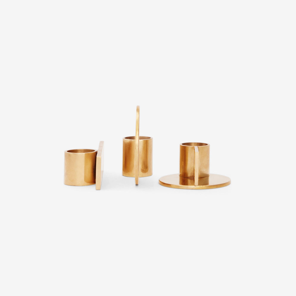 Fundament Candle Holders