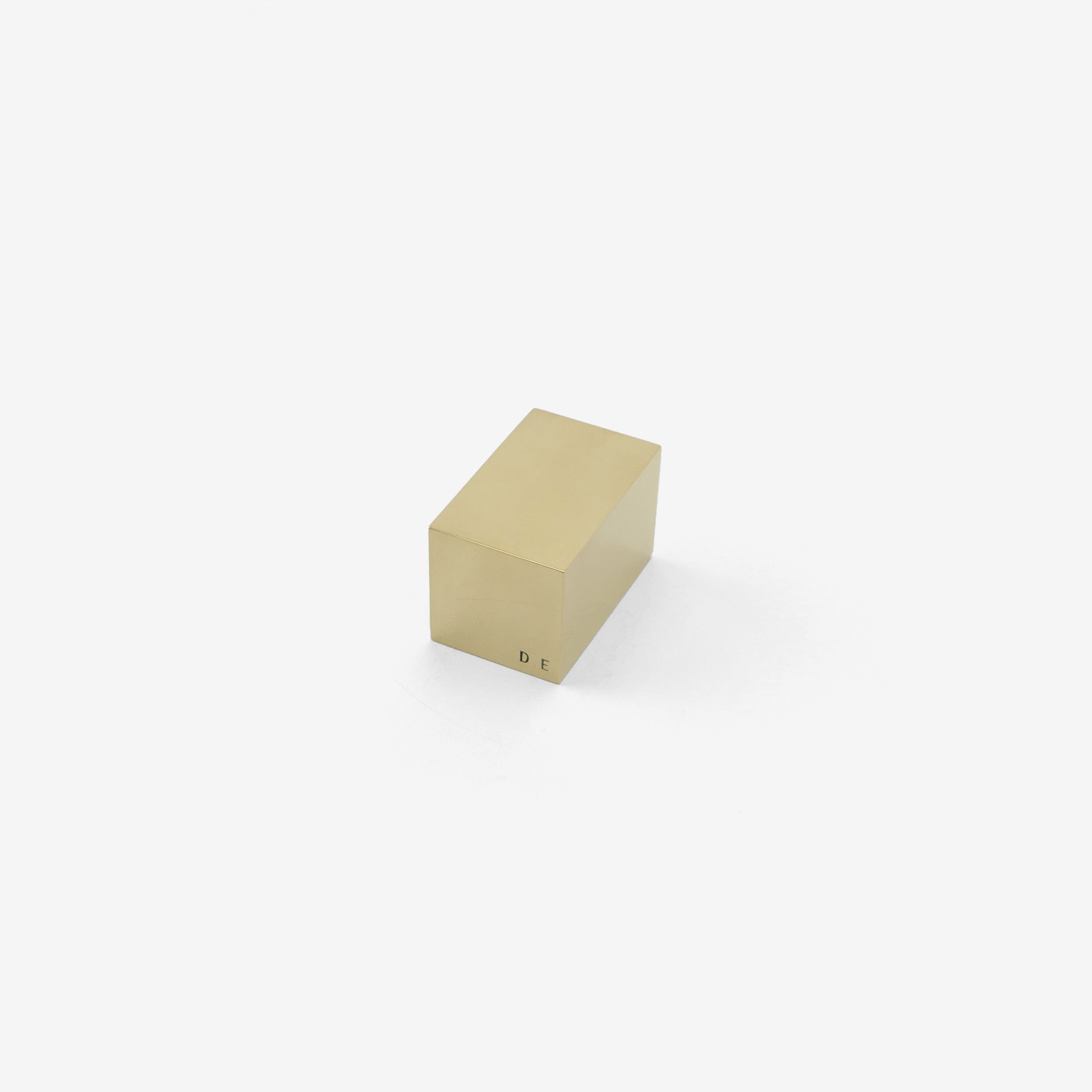 Block Paperweight