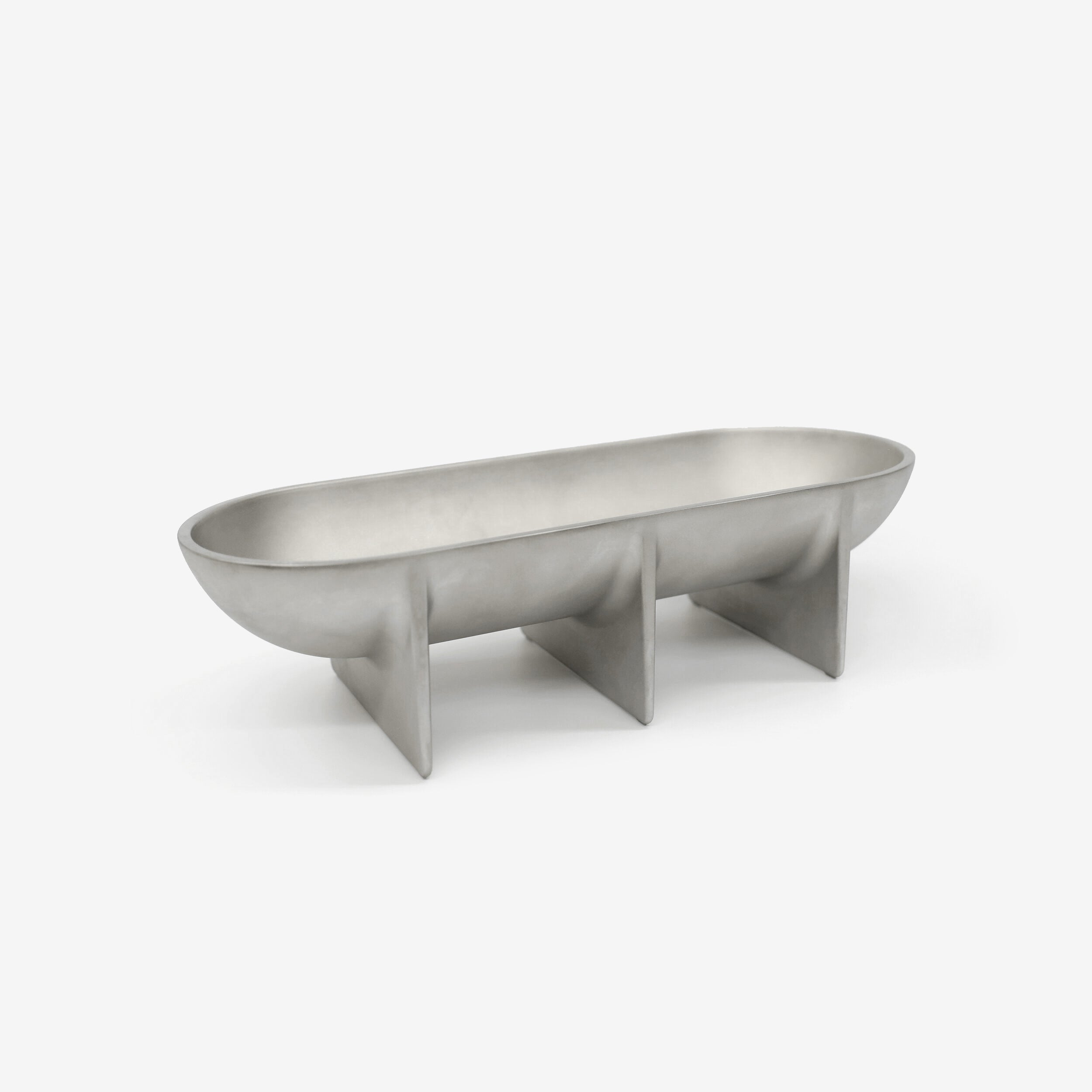 Raw Standing Bowl - Large