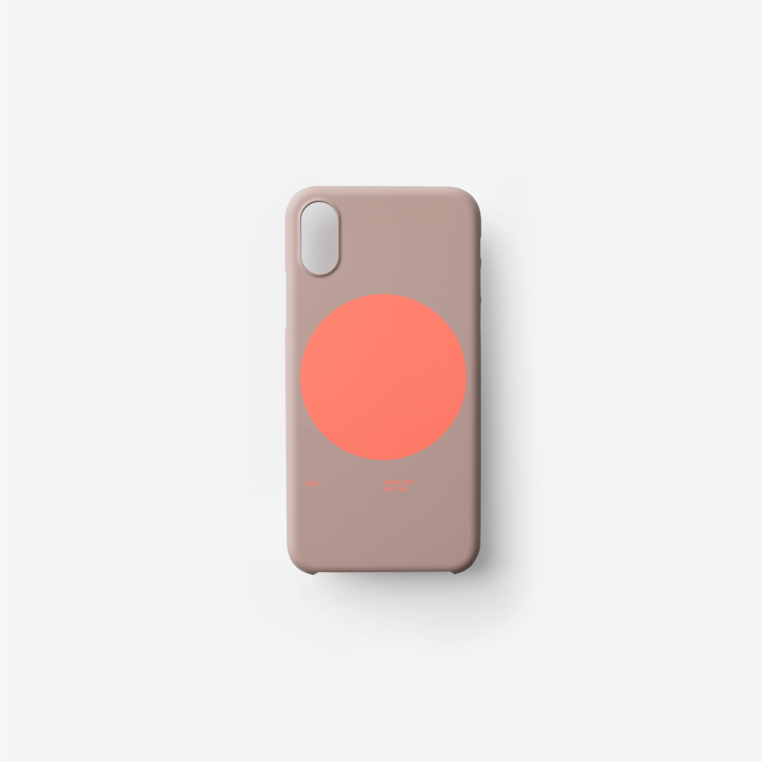 iPhone XS aaby Phone Case