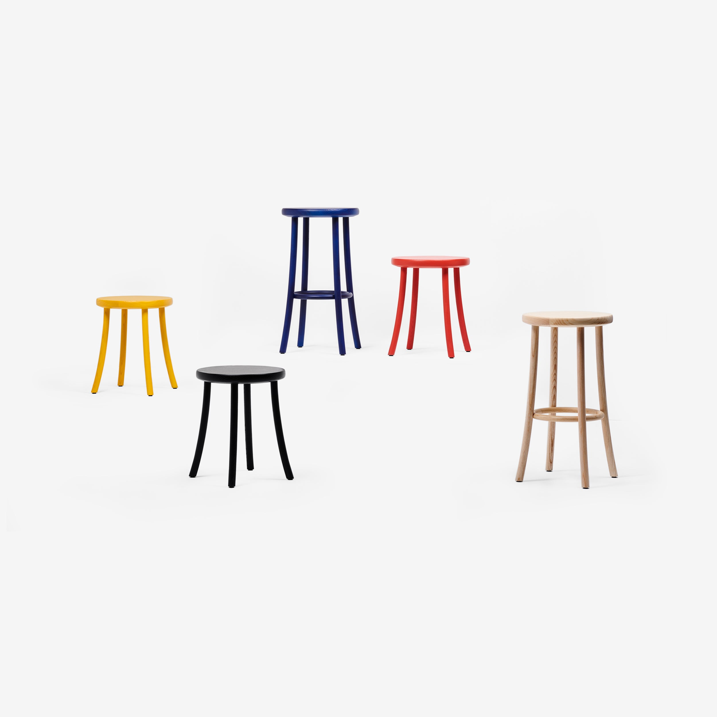 Zampa High Stool