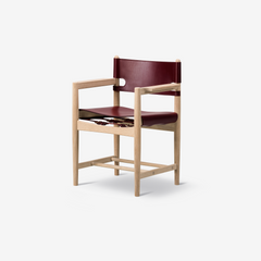 The Spanish Dining Chair w/ Armrest