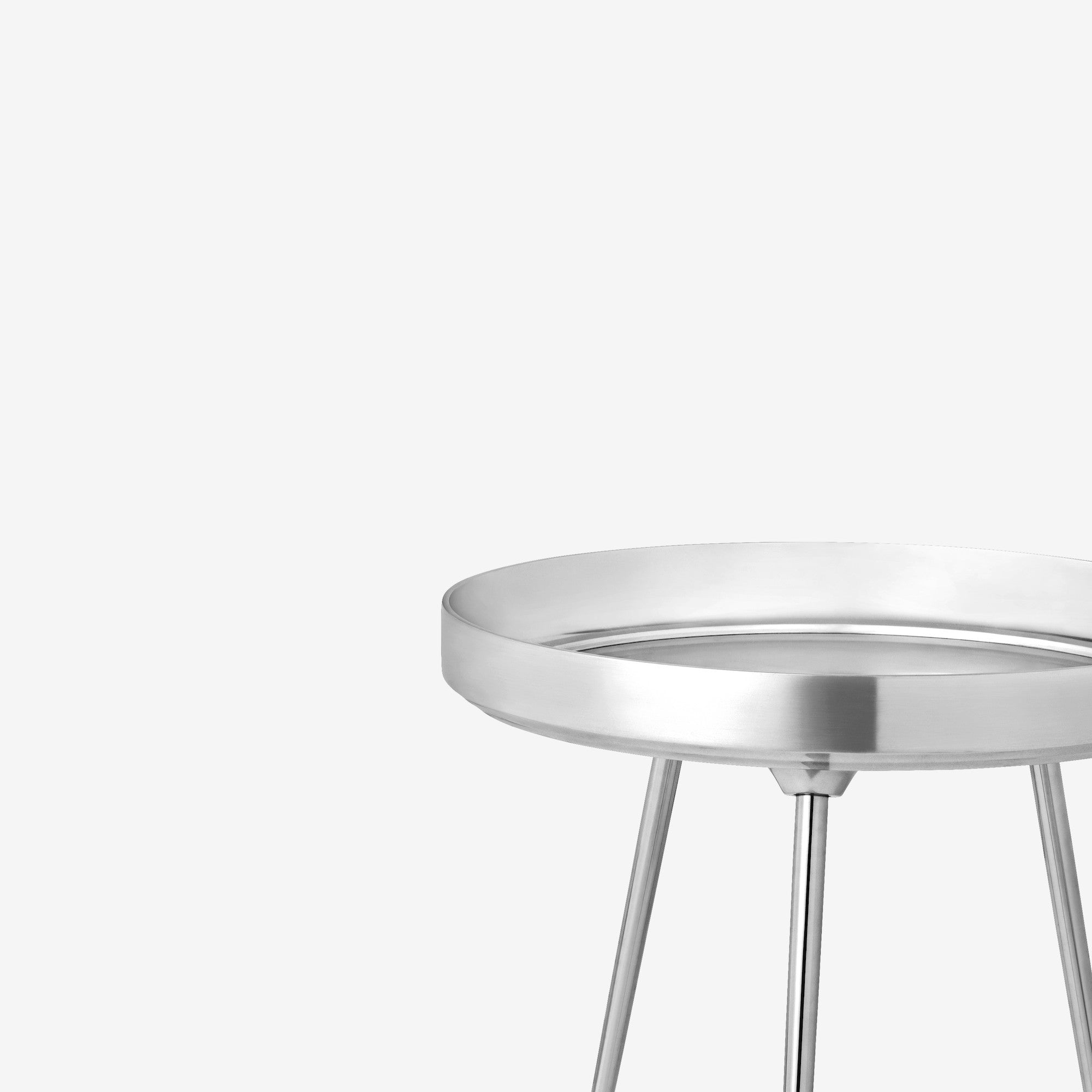 Alu Bowl Table