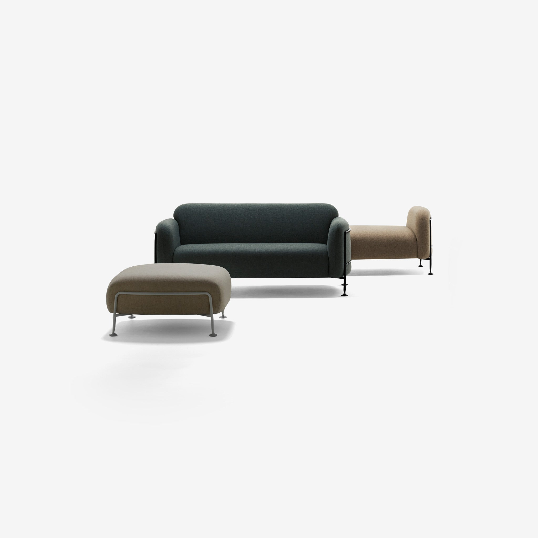 Mega 2 Seater Sofa
