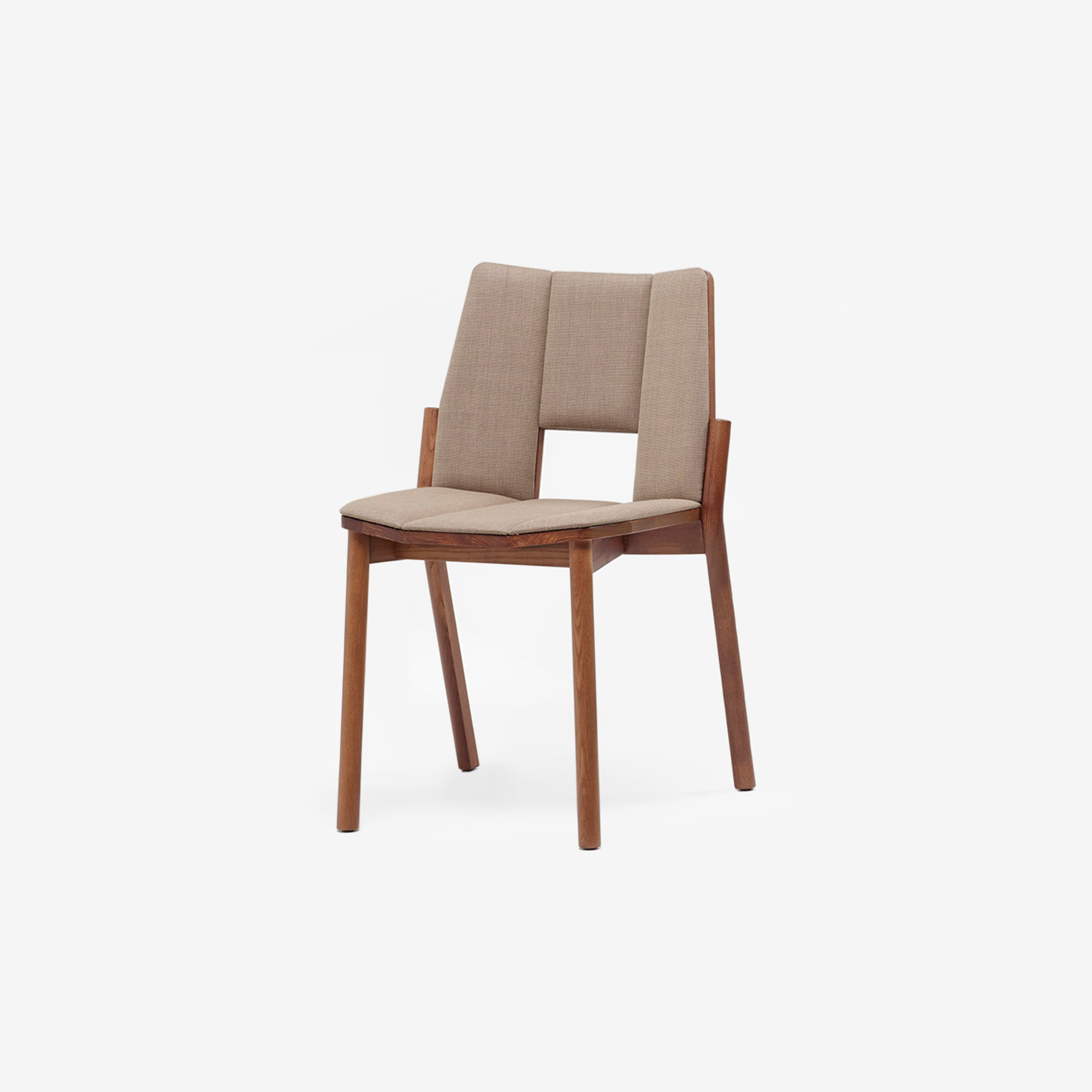 Tronco Chair Upholstered