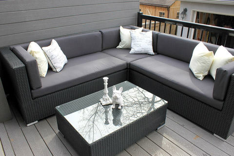 Outdoor Wicker Patio Furniture - Wicker Park Castle Combs