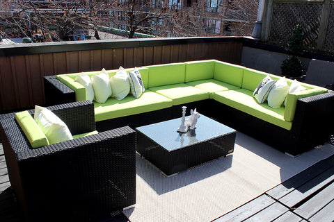 Outdoor Wicker Patio Furniture - Wicker Park Lovett