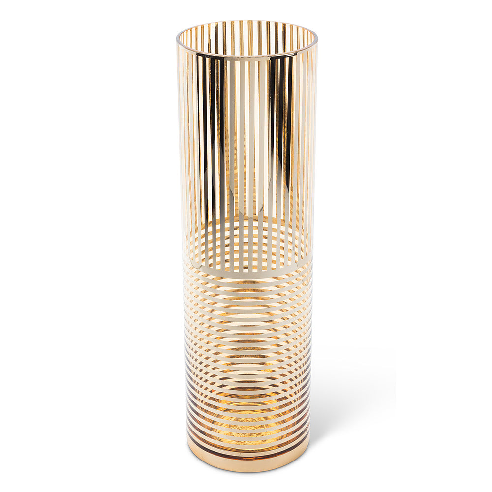 Striped Vase - Large
