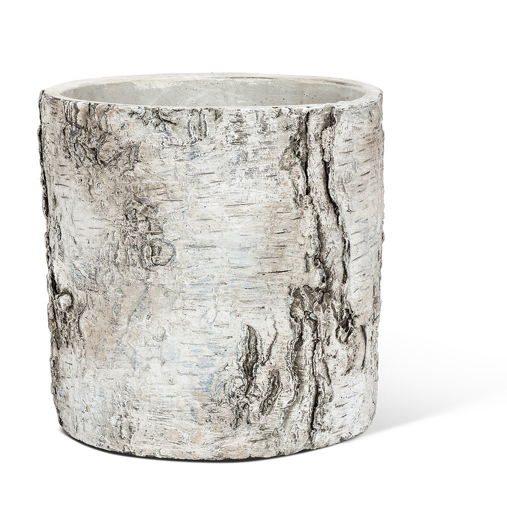 Birch Look Planter - Large