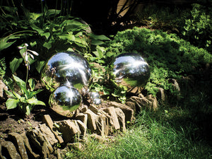 Garden Gazing Ball - Small