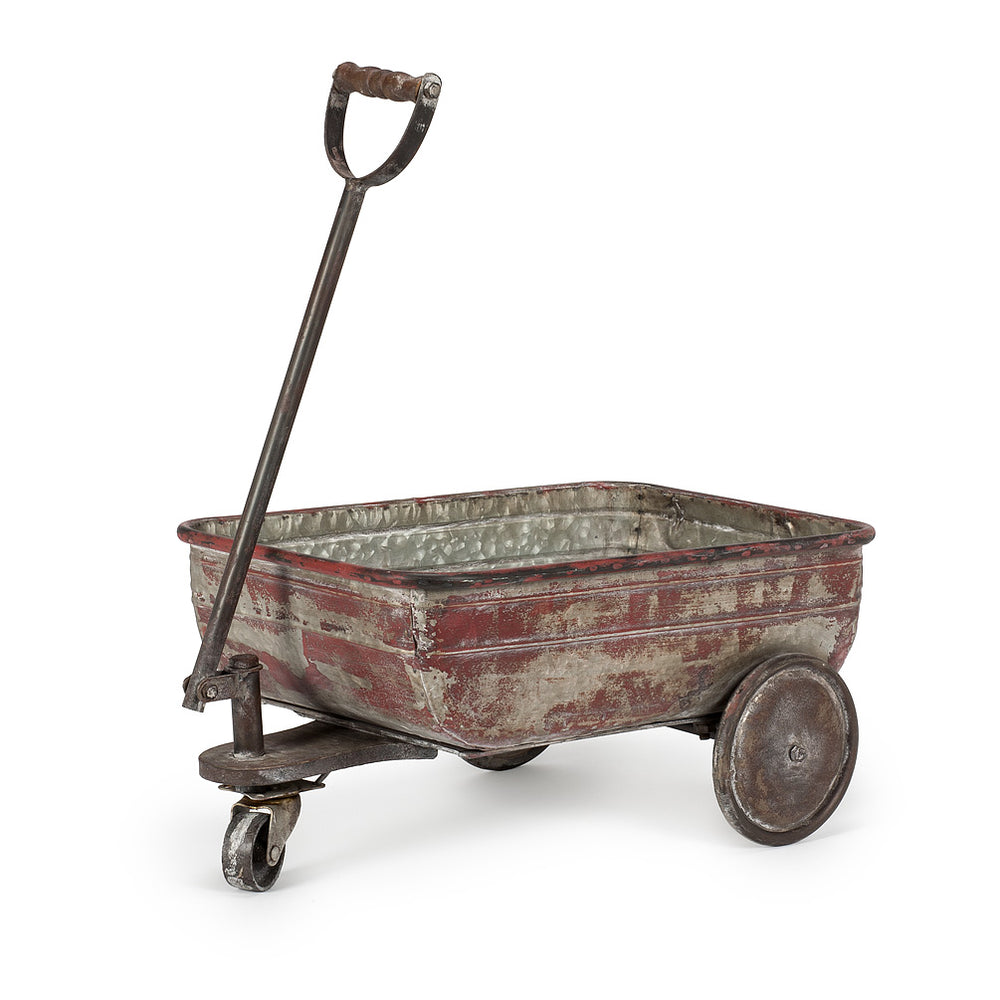 Wagon Pull Planter - Medium