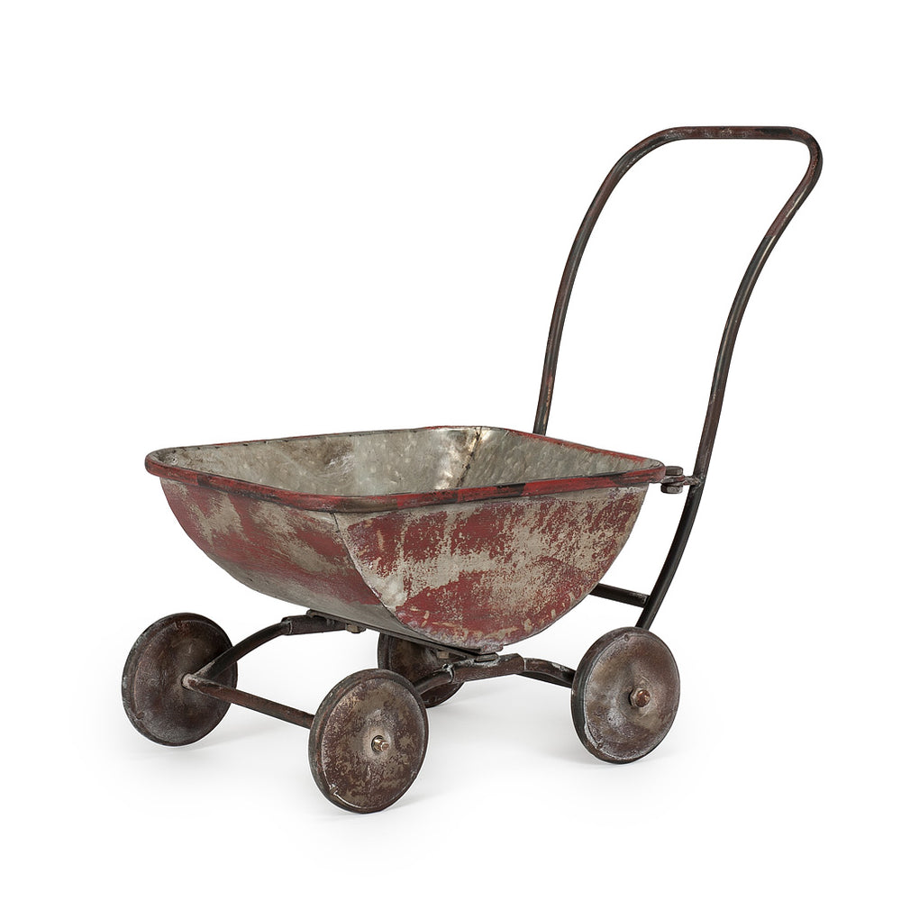 Wagon Push Planter - Small