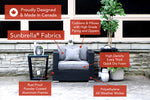 Patio Furniture Sectional WickerPark Lovett Club Chair