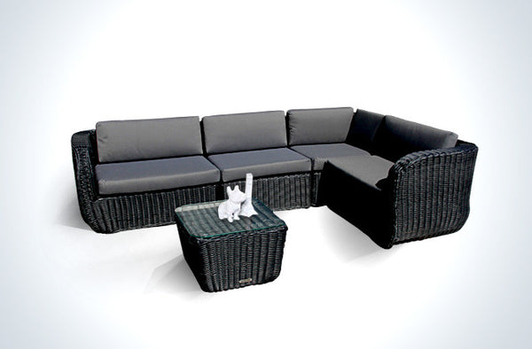 WickerPark® Castle Comb Patio Furniture Sale Toronto - Silver Hill