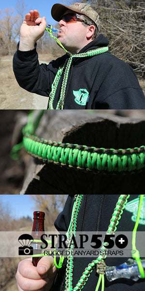 "The ""Skilled"" Waterfowl Lanyard"