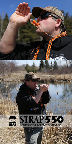 "The ""Pro"" Waterfowl Lanyard"