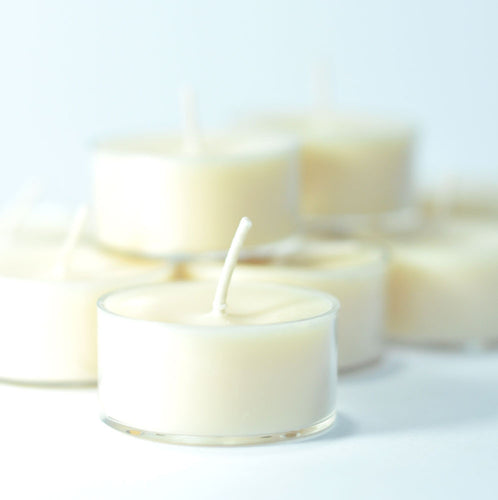 Natural Tea Lights