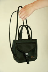 Tommy Hilfiger Black Mini Sidebody Bag