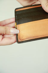 Authentic Gucci Microguccissima Mens Bi-Fold Wallet