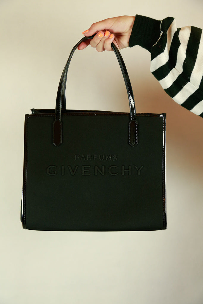 Authentic Givenchy Parfumes Neoprene Tote