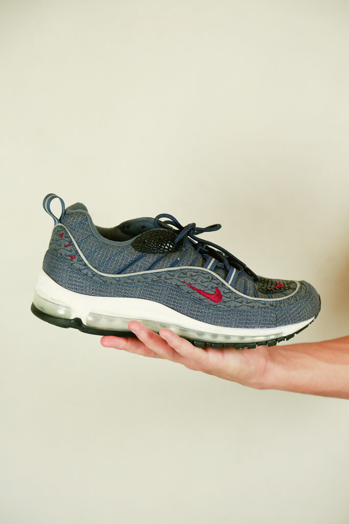 Nike Air Max 98 Thunder Blue Sneakers