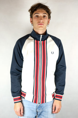 Authentic Fred Perry X Comme des Garcons Zip Up Jacket