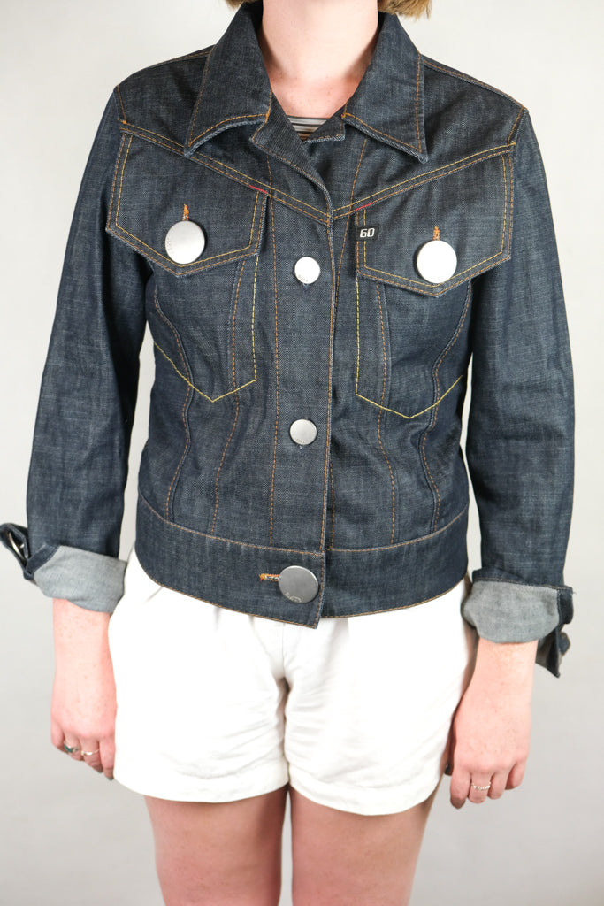 Authentic Miss Sixty Mod Denim Jacket